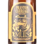 "Phantom Carriage ""Muis"" Blonde American Wild Ale, California"