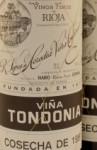 R. Lopez de Heredia 1964 Vina Tondonia, Rioja