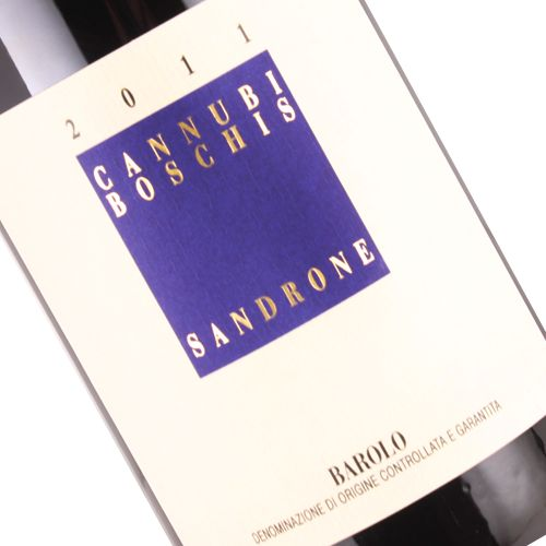 Luciano Sandrone 2011 Cannubi Boschis Barolo, Piedmont
