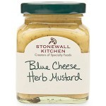 Stonewall Blue Cheese Herb Mustard, Maine