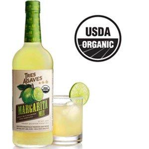 Tres Agaves Organic Margarita Mix - 1 Liter
