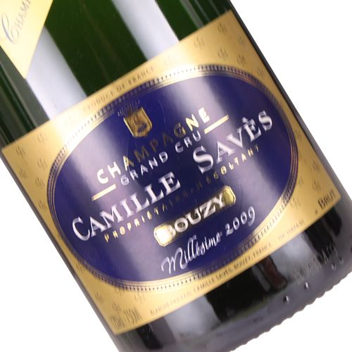 Camille Saves 2009 Brut Millesime Grand Cru, Champagne