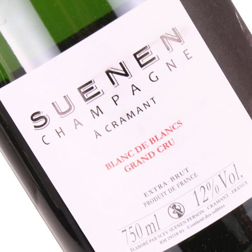 Suenen N.V. Blanc de Blancs Extra Brut Grand Cru, Cramant, Champagne