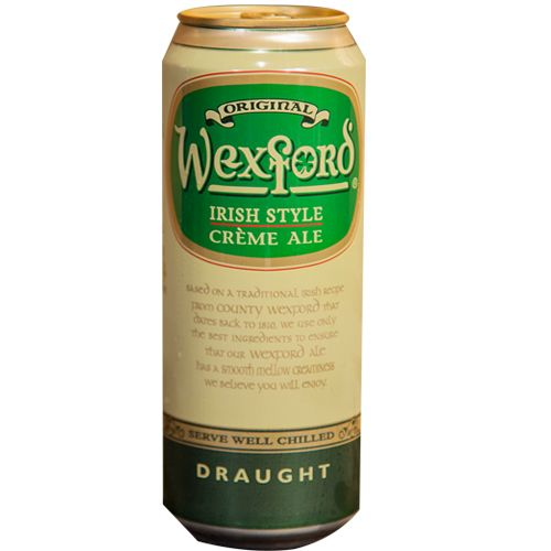 Wexford Irish Style Creme Ale, England - Can