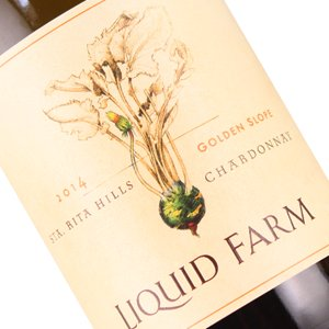 Liquid Farm 2014 Chardonnay Golden Slope, Sta. Rita Hills