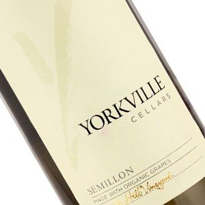 Yorkville Cellars 2013 Semillon Randle Hill Vineyard, Mendocino County