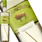 Zubrowka Bison Grass Flavored Vodka, Poland