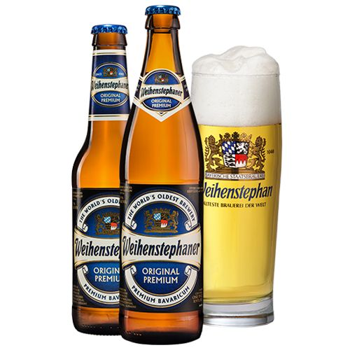 Weihenstephaner Original Lager, Germany