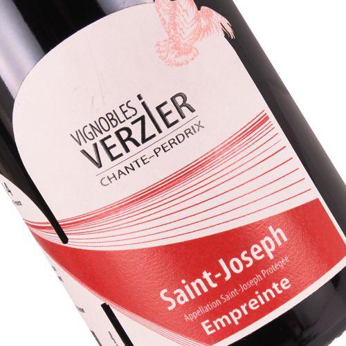 Philippe Verzier 2014 Saint-Joseph Empreinte,