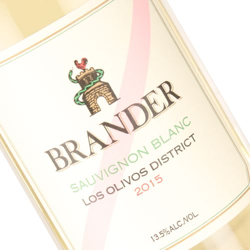 Brander 2016 Sauvignon Blanc, Santa Ynez Valley