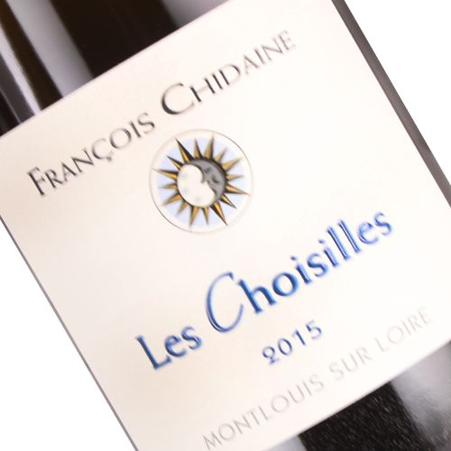 """Francois Chidaine 2015 """"Les Choisilles"""" Montlouis Sur Loire, France"""