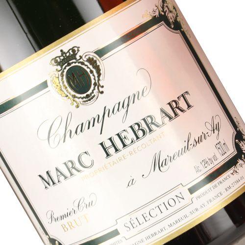 Marc Hebrart N.V. Selection Premier Cru, Mareuil-sur-Ay, Champagne - Magnum