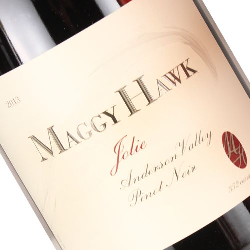 Maggy Hawk 2013 Pinot Noir 'Jolie' Anderson Valley