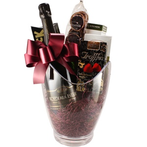 Bubbly Roederer Estate Gift Basket