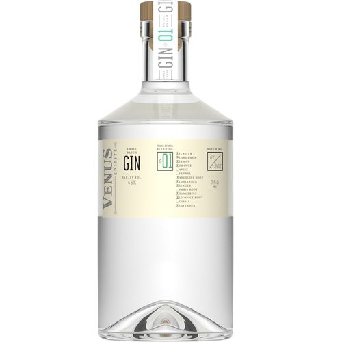 Venus Spirits Small Batch Gin #01