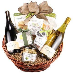 Copain Wine Duo Gift Basket