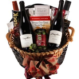 Z-Tastic! Zaca Mesa Gift Basket
