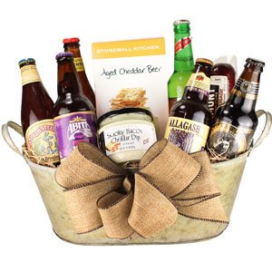 American Craft Beer Gift Basket