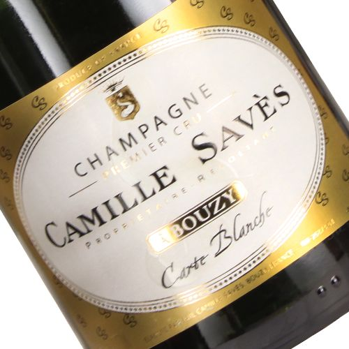 Camille Saves N.V. Carte Blanche, Champagne, 375ml