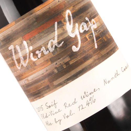 Wind Gap 2015 'Soif' Old Vine Red, North Coast