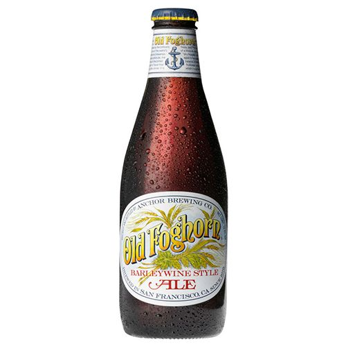 "Anchor Brewing ""Old Foghorn"" Barleywine, California"