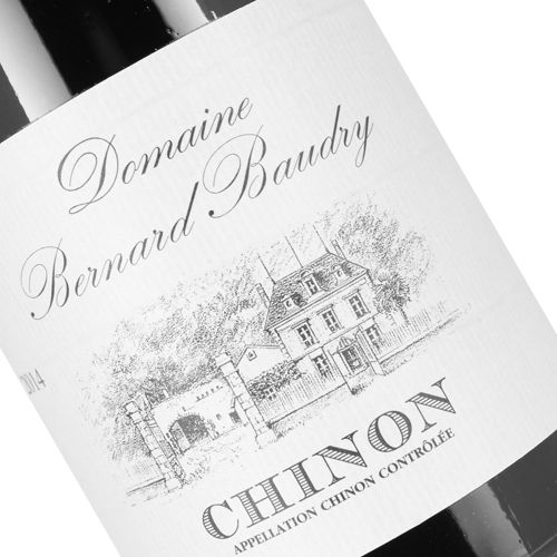 Bernard Baudry 2014 Chinon, Loire Valley