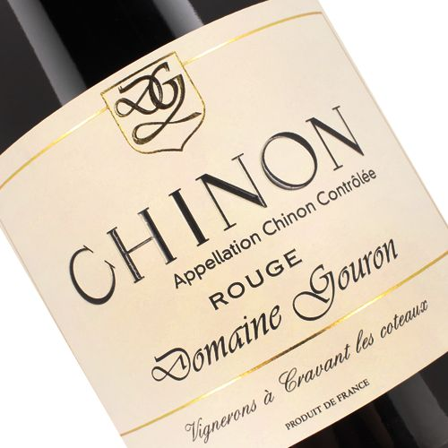 Domaine Gouron 2015 Chinon Rouge, Loire Valley
