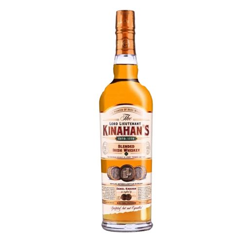 Lord Lieutenant Kinahan's Blended Irish Whiskey, Ireland