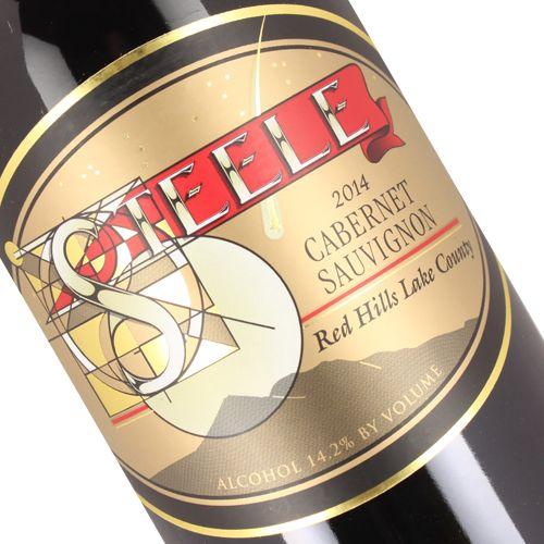 Steele 2014 Cabernet Sauvignon, Red Hills Lake County