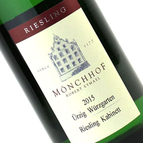 Monchhof 2015 Riesling Spatlese Urziger Wurzgarten, Mosel