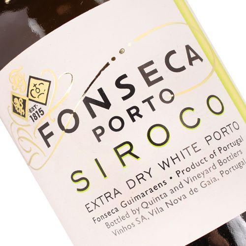 Fonseca N.V. Siroco Extra Dry White Porto