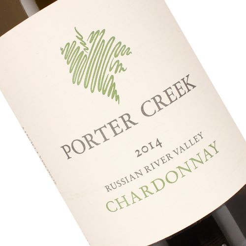 Porter Creek 2014 Chardonnay Russian River Valley, California
