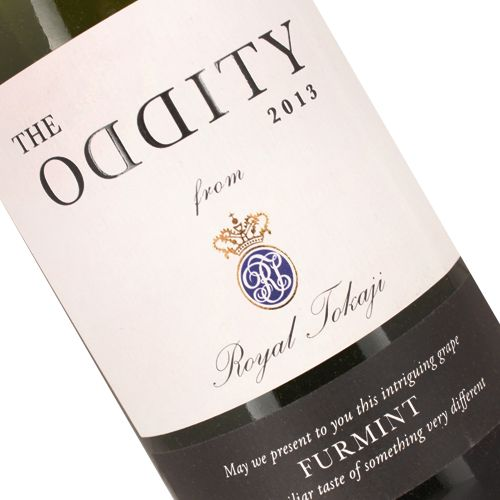 "Royal Tokaji 2013 ""The Oddity"" Dry Furmint, Hungary"