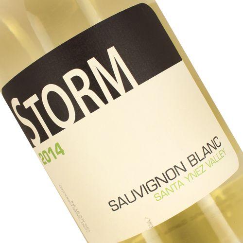 Storm 2015 Sauvignon Blanc Santa Ynez