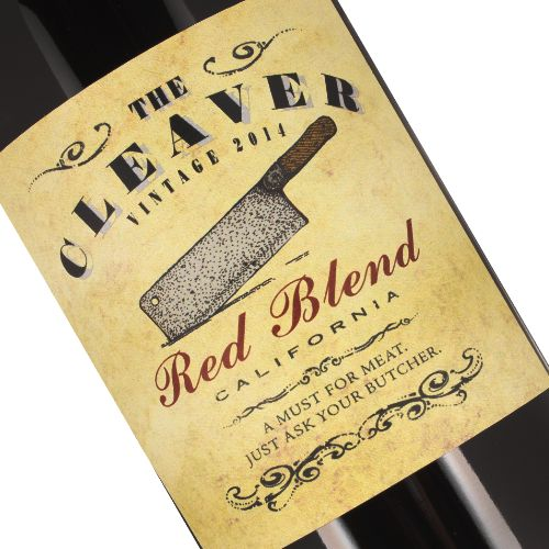 The Cleaver 2014 Red Wine California