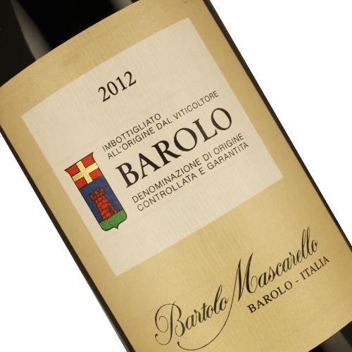 Mascarello 2012 Barolo, Piedmont