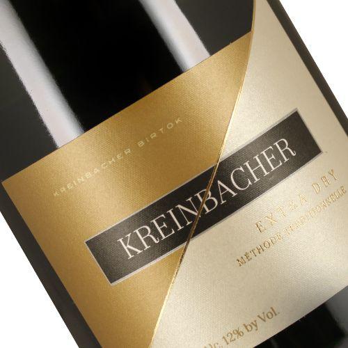 Kreinbacher NV Extra Dry Sparkling Wine, Hungary