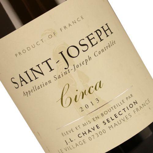 """J. L. Chave Selection 2013 """"Circa"""" Saint-Joseph, Rhone"""