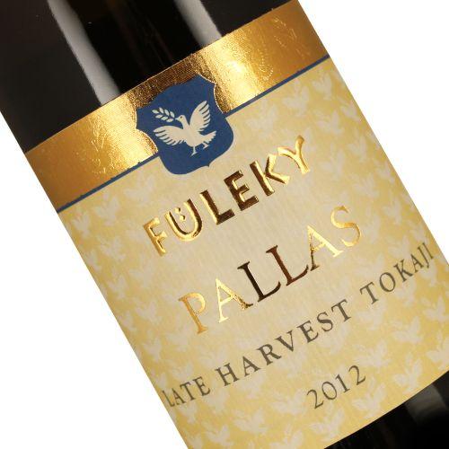 Fuleky 2012 Pallas Late Harvest Tokaji Hungary