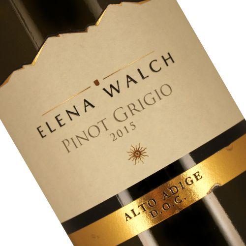 Elena Walch 2015 Pinot Grigio, Alto Adige Suditrol