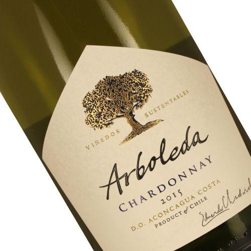 Arboleda 2015 Chardonnay, Chile