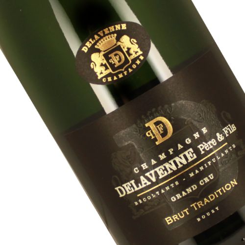 Delavenne Brut Tradition Grand Cru, Champagne