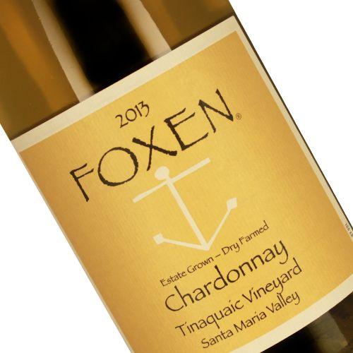 Foxen 2013 Chardonnay Tinaquaic Vineyard, Santa Maria Valley