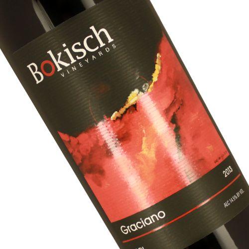 Bokisch Vineyards 2013 Graciano, Lodi, California