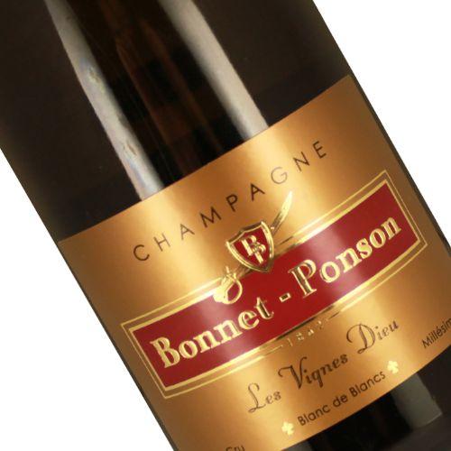 Bonnet-Ponson 2008 1er Cru Blanc de Blanc, Champagne