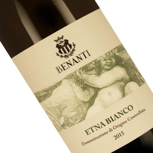Benanti 2015 Etna Bianco Sicily