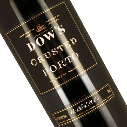Dow's Crusted Porto, Bottled 2004, Portugal