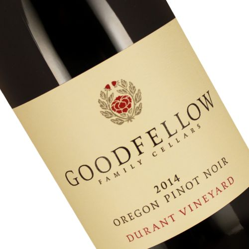Goodfellow Family Cellars 2014 Pinot Noir Durant Vineyard, Oregon