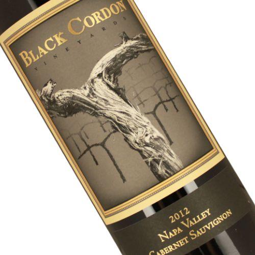 Black Cordon 2012 Cabernet Sauvignon, Napa Valley