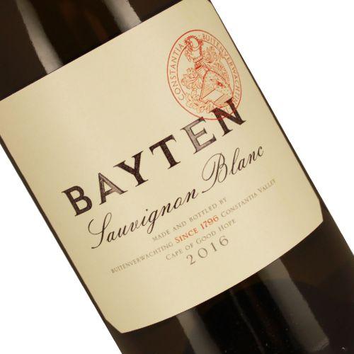 Bayten 2016 Sauvignon Blanc Cape of Good Hope, South Africa
